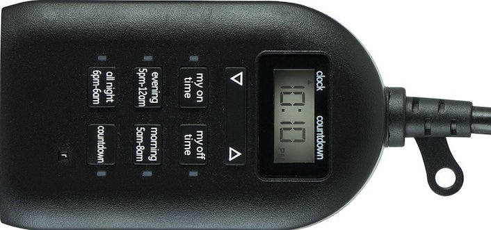 General Electric Touchsmart Digital Timer